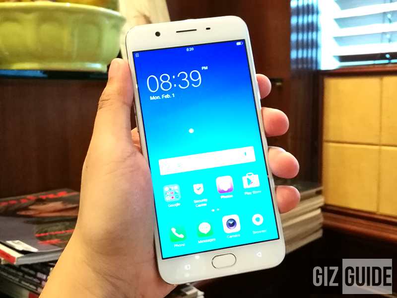 Meet Oppo F1s, the next gen midrange selfie expert