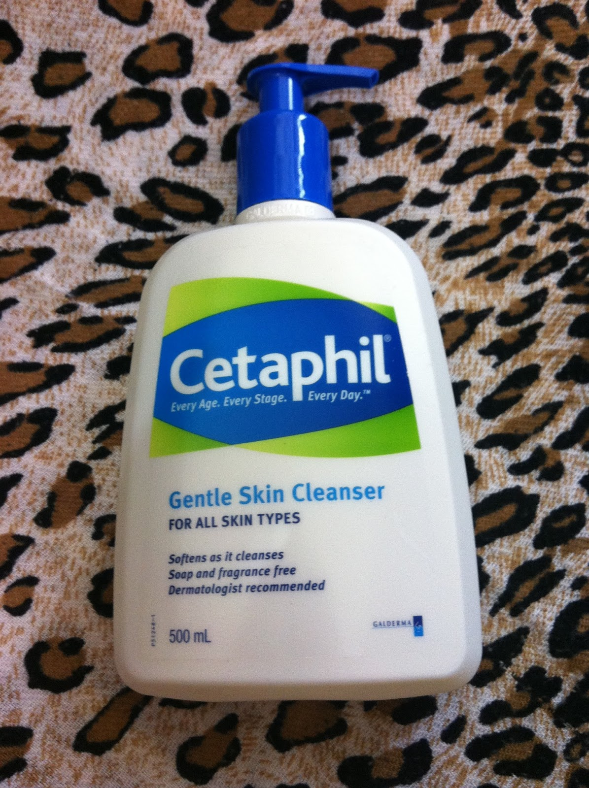 Beauti Frenzy Review Cetaphil Oily Skin Cleanser Gentle 500 Ml Khng Mi H C Bt Ra Mt Xong Lm Da B Cng V Du Nh Gy L Chn Lng