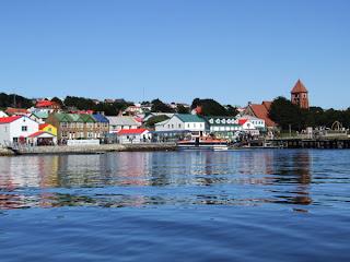 De viajeros por las Islas Malvinas o Falkland Islands 7