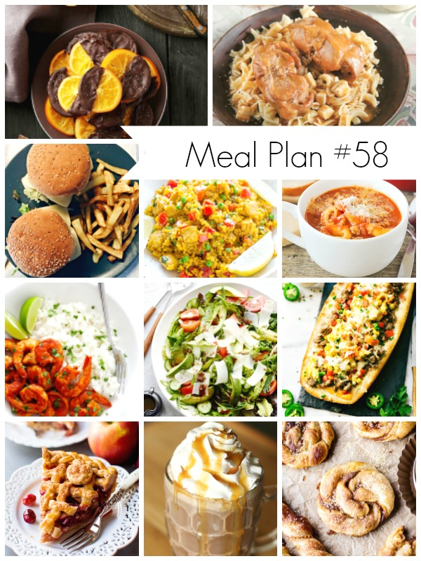 Delicious recipe ideas for meal planning - Ioanna's Notebook