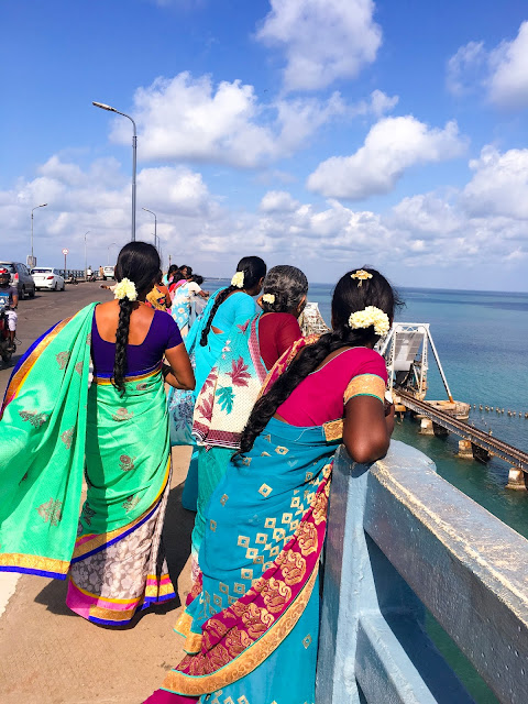 Rameswaram travel blog pamban bridge