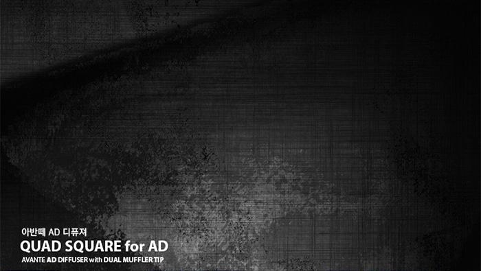 Bodykit Parts Rear Bumper Diffuser Dual Tip St Black For HYUNDAI 2017 Elantra AD