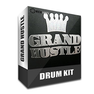 Free Grand Hustle Full Drums Kit