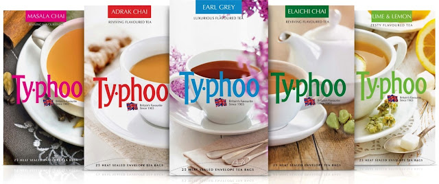 British Tea Brand Typhoo