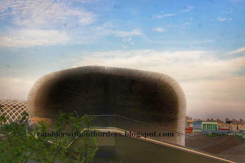 UK Pavilion, Shanghai Expo 2010