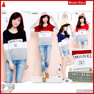 GFSH1469146 Setelan Chanel Freestyle Terbaru Versace Sweater BMG