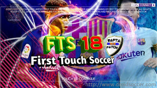 FTS 18 by Sapta041 Apk + Data Obb Android