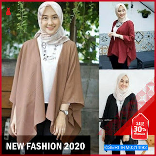 IRM0314I92 Kardigan Selly Terbaru BMGShop