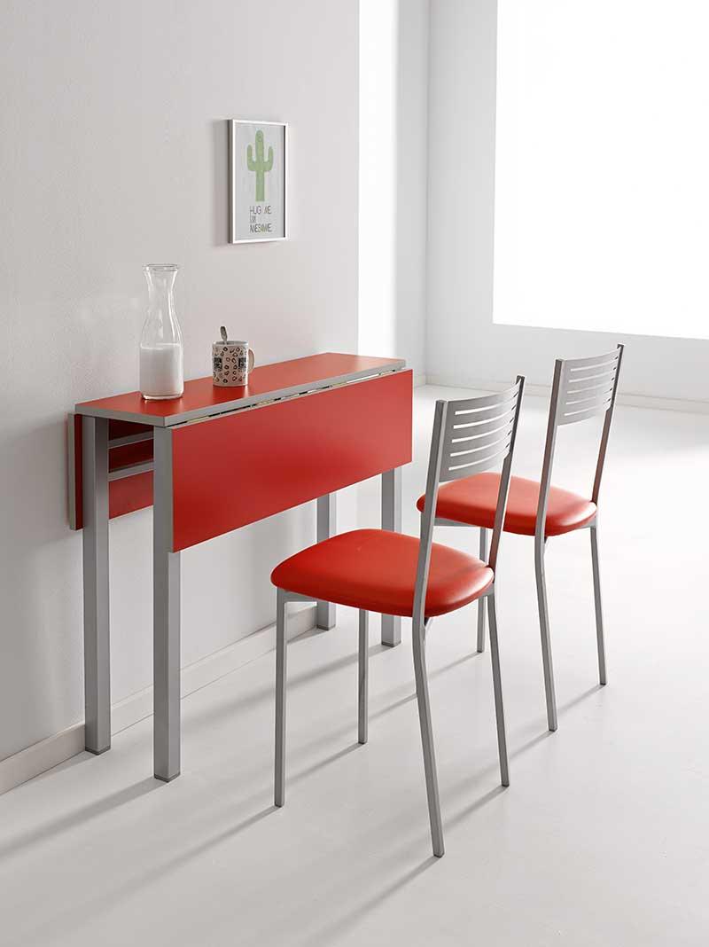 Mesas De Cocina Plegables A La Pared | Mesas De Cocina Plegables De ...