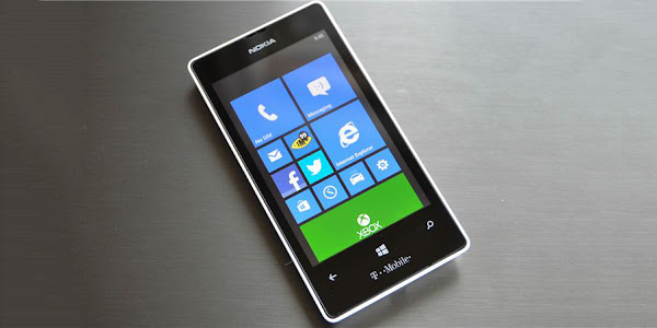 Nokia Lumia 521 - Review