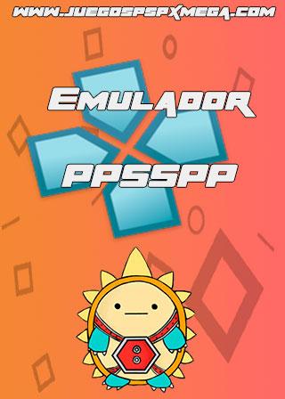 PPSSPP Emulador de PSP para windows y linux [Mega] [Mediafire]