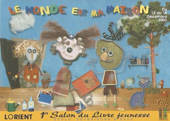 Puntos de luz viva o libro le salon du livre for Salon du livre lorient