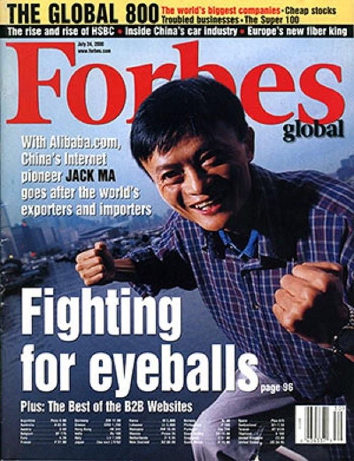 Ông chủ Tập đoàn Alibaba Jack Ma kinh doanh như thế nào? -2