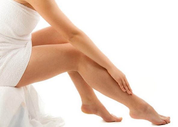 Natural remedy for swollen feet