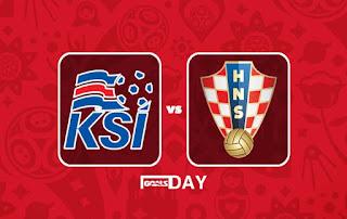Iceland vs Croatia – Highlights & All Goals