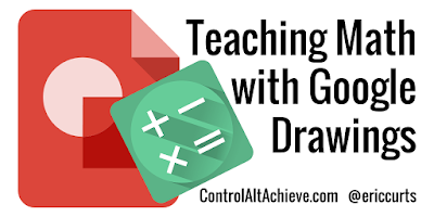 11 Ways to Teach Math with Google Drawings