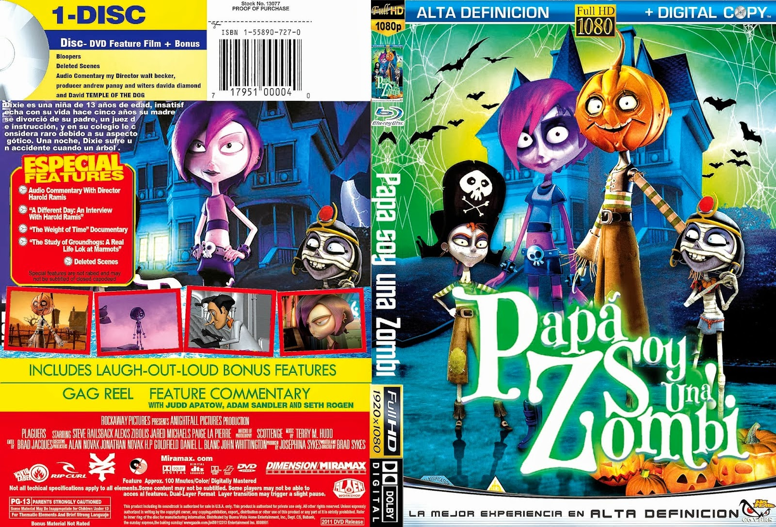 Download Papai, Eu sou Uma Zumbi DVDRip XviD Dublado daddy i  2527 m a zombie   PAPA SOY UN ZOMBI coverdvdgratis