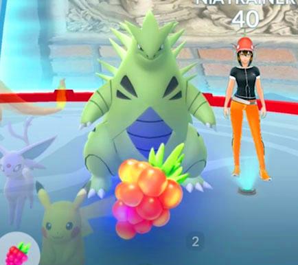 Se implementan baneos de poképaradas de Pokémon GO y nuevas bayas doradas
