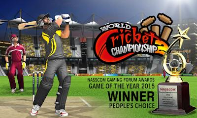 World Cricket Championship 2 v2.5.6