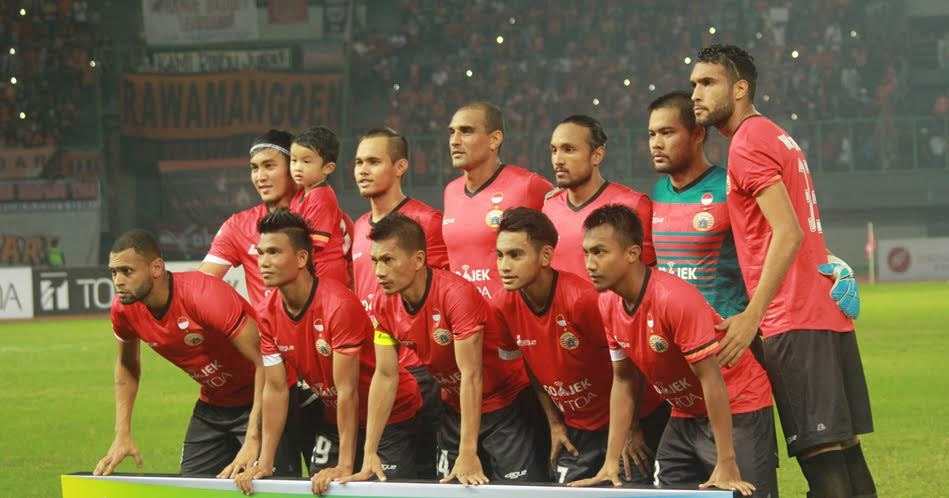 Persija Akan Jamu Sriwijaya FC Di Cikarang