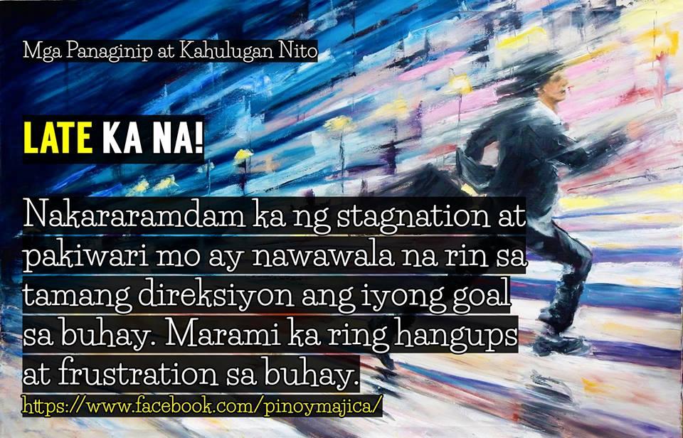 Mga Karaniwang Panaginip At Kahulugan Nito Sa Buhay Natin