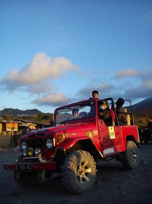 tour jeep