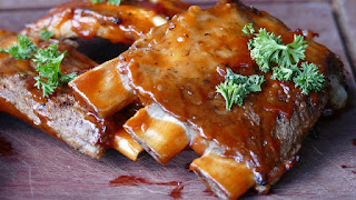 barbecued ribs recipe