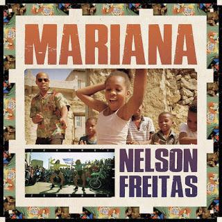 """Conhece a nova música e letra """"Mariana"""" de Nelson Freitas"""