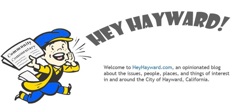 Hey Hayward!: Bring Back the Blotter!