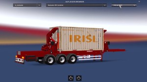 Hammar Boxloader V8 Trailer