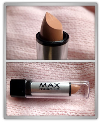 Action Max lippenstift Silke Nude