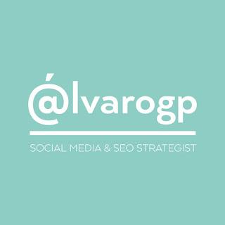 ÁlvaroGP - Álvaro García - Social Media & SEO Strategist - MIBer - Identidad Digital - Reputación Digital - Redes Sociales - Web Corporativa - Generación de Contenidos - Content Manager - Blogs - el troblogdita