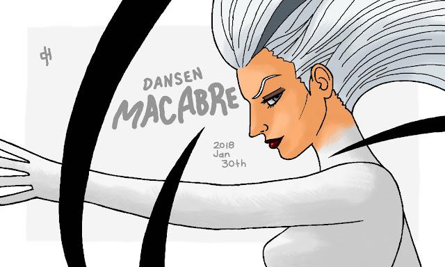 Marvel, Dansen Macabre