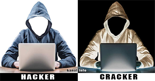 Beda Cracker dengan Hacker