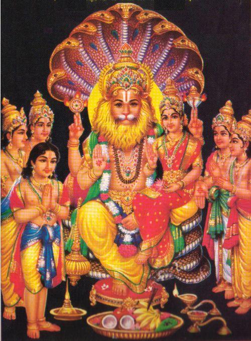 sioboasan • Blog Archive • Sri lakshmi narasimha