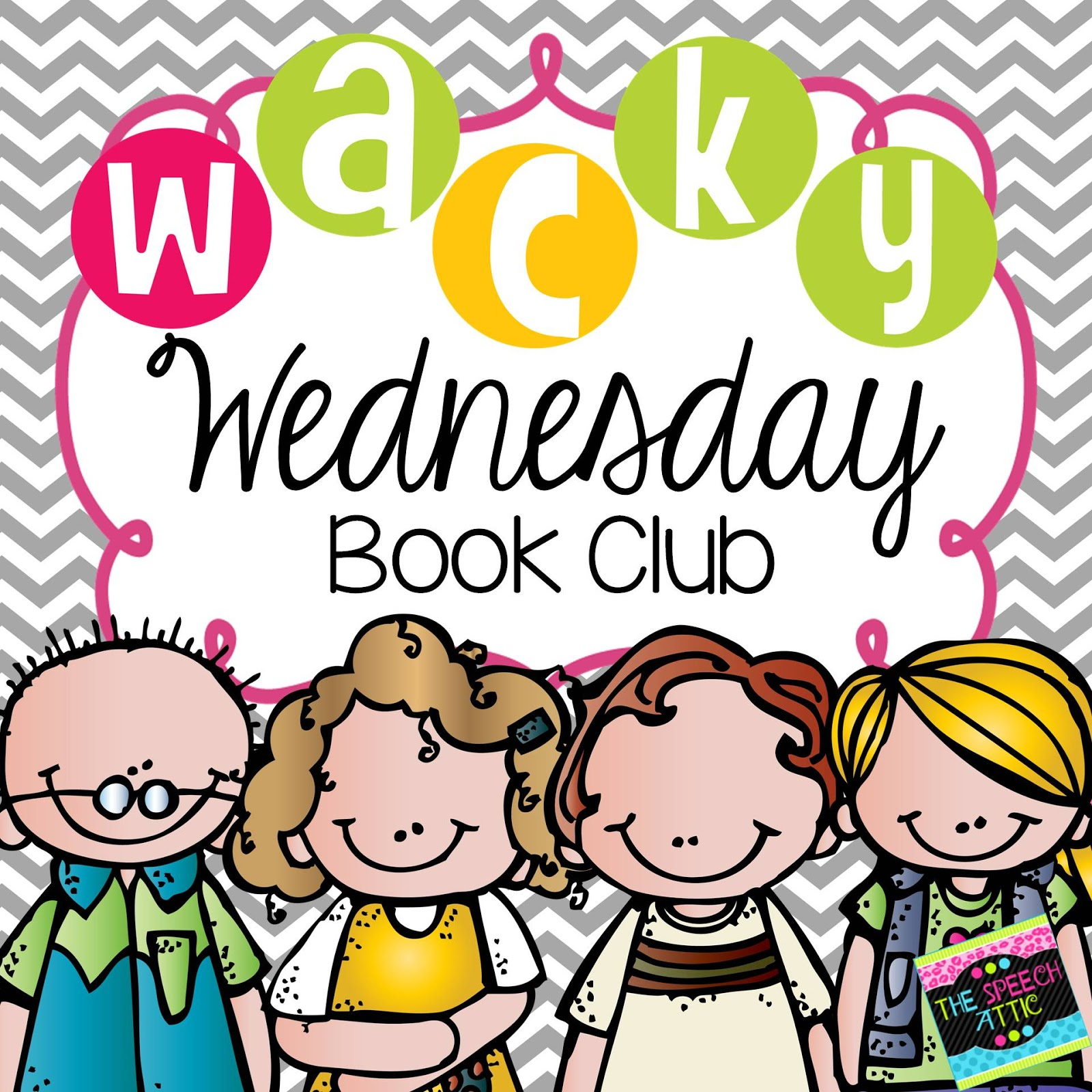 The Speech Attic Wacky Wednesday Book Club How I Became