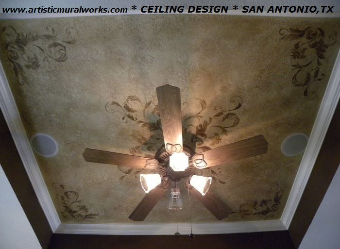 Great Ceiling Mural Ideas