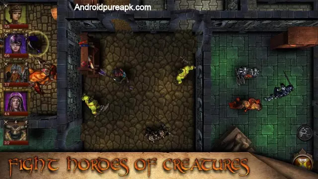 Arcane Quest HD Apk