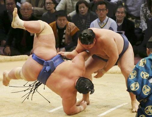 SUMO - Hakuho, una leyenda viva