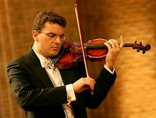 Emmanuele Baldini, Primeiro Violino da OSESP