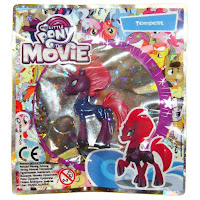 My Little Pony the Movie Tempest Shadow Magazine Figure