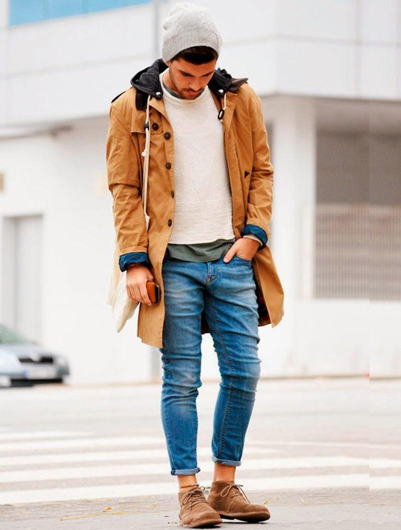 Combinar ropa para hombre
