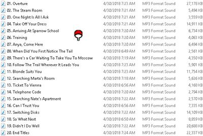 Download James Newton Howard - OST. Red Sparrow (2018) Mp3 320Kbps Free Full Album Zip Rar HD