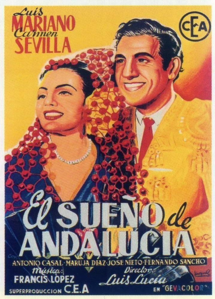 El sueño de Andalucía ( 1951 ) Español Descargar y ver Online Gratis
