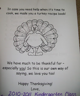 It's so fun to create a turkey recipe book with young learners! Your preschool, Kindergarten, 1st, or 2nd grade students will get a kick out of having their work published! Click through to get a FREE lined writing sheet and cover page, then start writing!