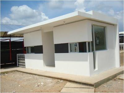 Seisveintidos arquitectos oficinas de ica y pesaje for Oficina gestion ica