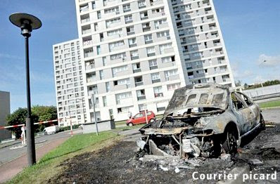 Disorders in Amiens
