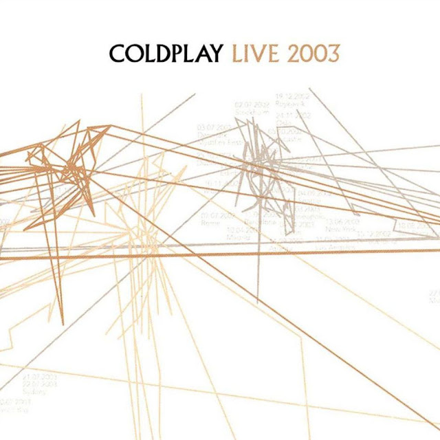 Coldplay - Live 2003 CD/DVD