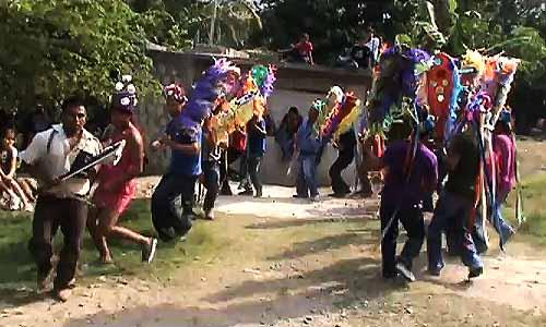 Danza de La Malinche