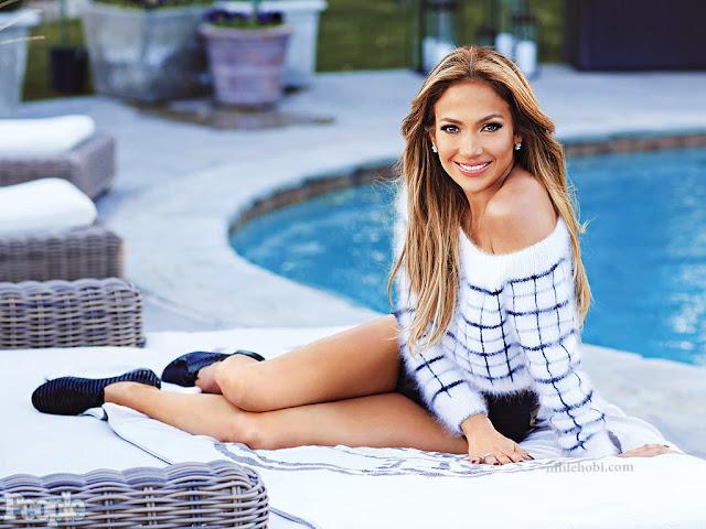 Jennifer Lopez Fit Kalma Sırrı